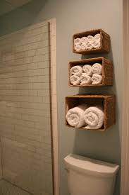 best creative diy bathroom storage ideas 1814
