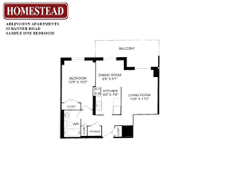 arlington apartments homestead