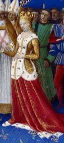 Marie of Luxembourg, Queen of France