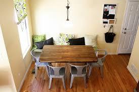 cute corner kitchen nook furniture house interior design ideas