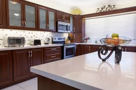 Kitchen Cabinets Mahogany Gallery Of Finished Kitchens Closets Doors Cabinets