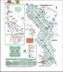 Antelope Canyon Arizona Map by Explore Amerika Maps