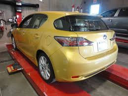 lexus henderson las vegas 2012 lexus ct200 hybrid after your certified auto body repair