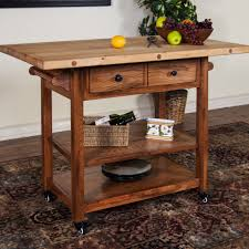 Kitchen Islands Carts by Kitchen Kitchen Island Cart With Wood Top With Modern Portable