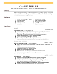 virginia tech resume samples best entry level mechanic resume example livecareer resume tips for entry level mechanic