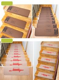 Home Hardware Stair Treads by Stair Treads Anti Slip Stair Mats Rugs Pads Runner Mute Staircase