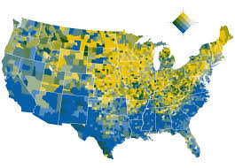 Map Of Iowa State by Where The Country Is Becoming More Diverse Washington Post