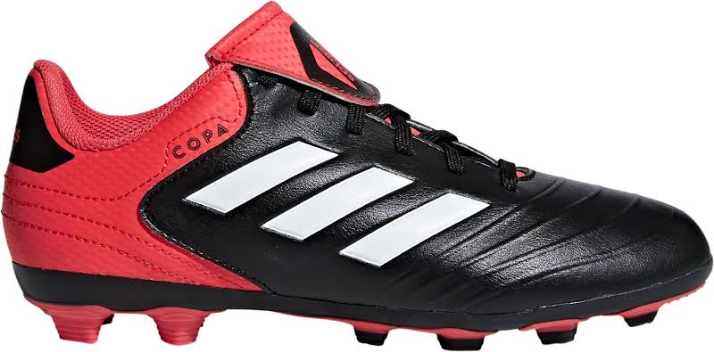 adidas Copa 18.4 FxG Junior Soccer Shoes Black- Boys