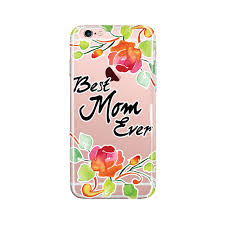 best mom ever iphone case iphone case flower art best gift for