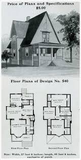 214 best vintage house plans 1900s images on pinterest vintage