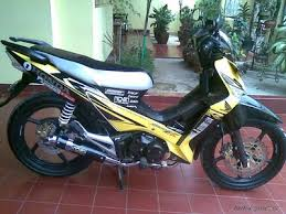 MOTORCYCLE MODIFICATION | Modification Honda Supra X 125 | Custom Body