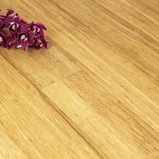 Uniclic Laminate Flooring Solid Brushed Natural Strand Woven 135mm Uniclic Bona Coate