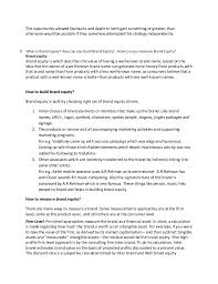 Marketing management case study with questions and answers     Case study questions and answers pdf