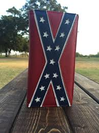 Rebel Flag Home Decor by Mens Rebel Flag Wallet From All Things Country Western
