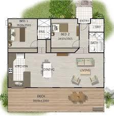 Two Bedroom Apartment Floor Plans Best 25 Granny Flat Plans Ideas On Pinterest Granny Flat Small