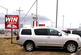 nissan armada des moines guerrilla signs l world u0027s first collapsible sign indoor l