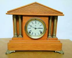 Ansonia Mantel Clock Antique Ansonia Mantel Clock Circa 1910 U2022 Aud 122 50 Picclick Au