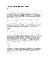 an essay writing sample FAMU Online