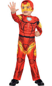 Flash Halloween Costumes Toddler Boys Superhero Costumes Party