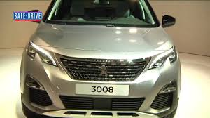 autofrance peugeot primo piano peugeot 3008 youtube