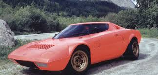 lancia stratos red italian series phscollectorcarworld