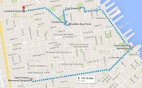 San Francisco Cable Car Map by San Francisco Day 3 2 Walk Eat Until You Die Auradis
