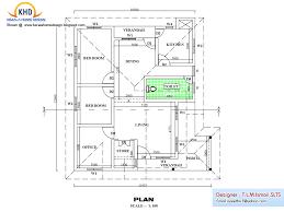 house plan elevation sq ft kerala house design idea isometric