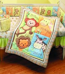 Nursery Boy Bedding Sets by Amazon Com Summer Infant 4 Piece Monkey Jungle Collection Crib
