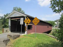 Smith Built Shed by Covered Bridges Of Lancaster County