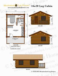 small log cabin plans with loft 16 home decoration
