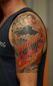 Tattoo Designs Half Sleeve Ideas Koi Fish Tattoo Designs Http Tattoodesignspro Com Half Sleeve