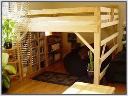 Wood Loft Bed Plans by 25 Best Full Bed Loft Ideas On Pinterest Full Bed Mattress