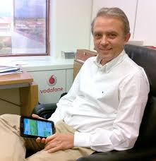 José Romero, Vodafone: \u0026quot;La diferencia entre WAP y WEB se difumina ... - jose_romero_tab_xtk