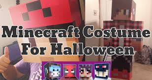 Halloween Minecraft Costume Minecraft Costume Halloween Gearcraft