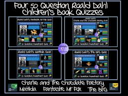roald dahl u0027s u0027fantastic mr fox u0027 quiz 50 questions ideal for