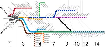Mta Info Subway Map by Lirr Subway Map My Blog
