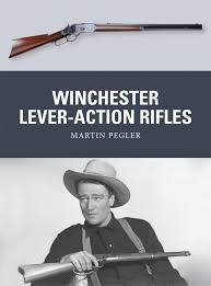 winchester lever action rifles weapon martin pegler mark