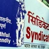 Syndicate Bank, Indian rupee, Crore