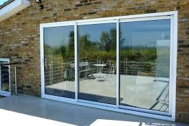 exterior door with blinds between glass slider patio doors u2013 smashingplates us