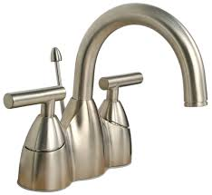 How To Open Kitchen Faucet by Bathroom Design Exclusive Brushed Nickel Bathroom Faucet Showing