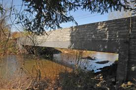 Brunnerville Road Bridge over Hammer Creek