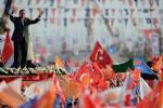 Erdoğan'ın İstanbul mitingi konuşması kamuajans.com