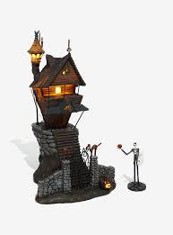 the nightmare before christmas jack skellington house resin figure