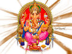 Wallpapers Backgrounds - god ganesha hindu wallpapers ganpati