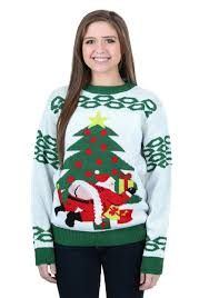 santa ugly christmas sweater