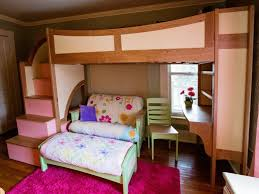 Kids Bunk Beds With Desk And Stairs HOUSE EXTERIOR AND INTERIOR - Kids bunk bed with desk