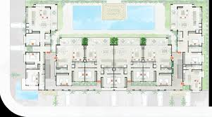 Penthouse Floor Plans Floor Plans Luxurious Penthouse Large Studio Villas Las