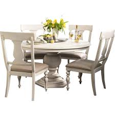 Expandable Dining Room Table Plans Dining Room Paula Deen Home Paulas Pedestal Table Base Design