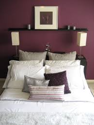 bedroom accent wall beautiful shade of purple this is the color paint color bedroom accent wall rest of it grey or tan