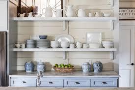 Kitchen Shelf Decorating Ideas Shelves In Kitchen Picgit Com
